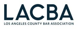 LACBA Los Angeles County Bar Association